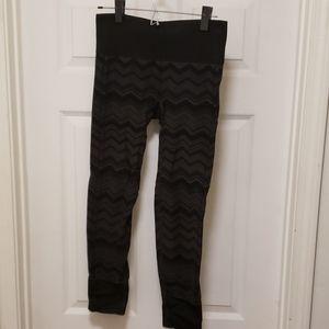 Lululemon Chevron patterned leggings